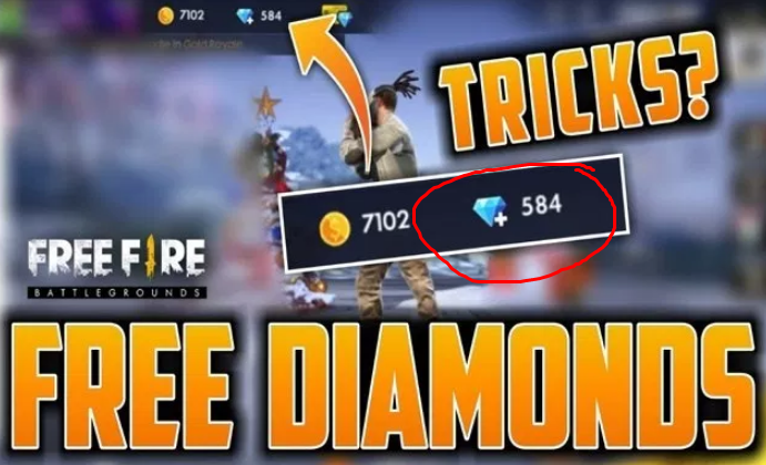 Diamonds Gratis Free Fire