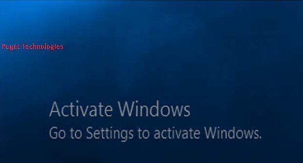 Cara Menghapus Watermark Activate Windows Pada Windows 7/8/10
